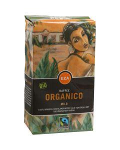 Bio Kaffee Organico gemahlen 500g
