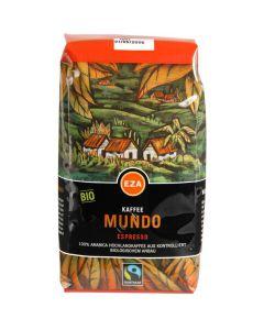 Bio Kaffee Mundo Bohne 500g