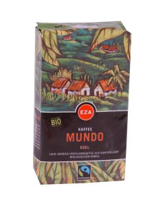 Bio Kaffee Mundo gemahlen 500g