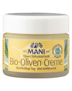 Bio Oliven Creme  50g