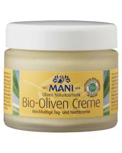 Bio Oliven Creme 100g