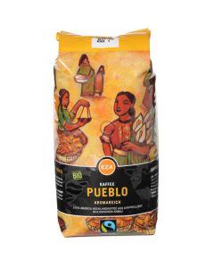 Bio Kaffee Pueblo ganze Bohne 1kg