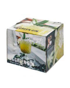 2B mixed GREEN GIN Box