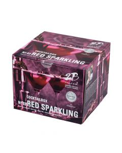 2B mixed RED SPARKLING Box