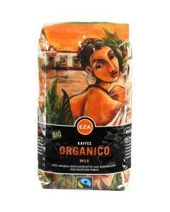 Bio Kaffee Organico mild Bohne 1kg