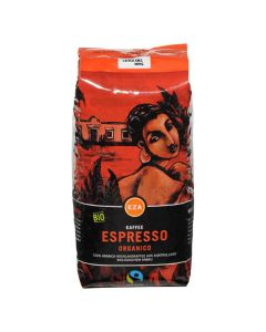 Bio Kaffee Organico Espresso Bohne 1kg