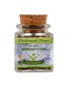 Räucherwerk für den Körper - Tut dem Immunsystem gut 50ml