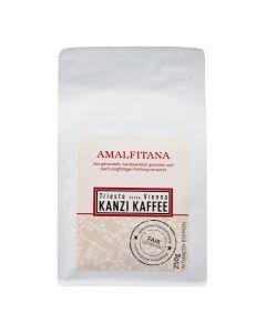 Amalfitana - Espresso ganze Bohne - intensiv 250g