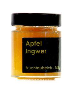 Apfel Ingwer Fruchtaufstrich 155g