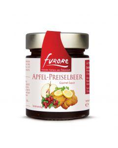 Apfel Preiselbeer Gourmet Sauce 160g