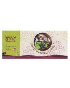 Aroniaschokolade gefüllt 70g
