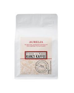 Aurelia - Espresso ganze Bohne - kräftig 250g