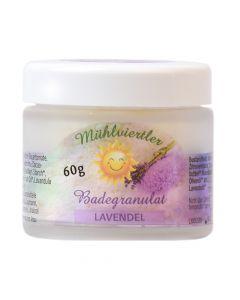 Badegranulat Lavendel 60g