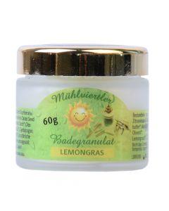 Badegranulat Lemongras 60g