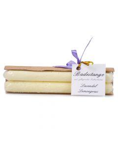 Badestangen Lemongrass - Lavendel 2er Set vegan 2 x 42g