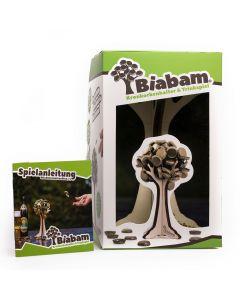 Biabam - Kronkorkenhalter und Trinkspiel