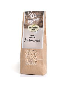 Bio Einkorn Reis 400g