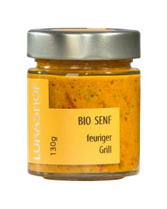 Bio Grill Senf 130g