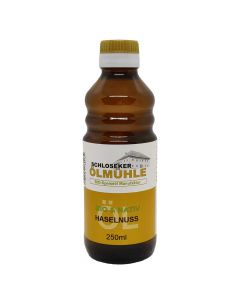 Bio Haselnussöl nativ 250ml