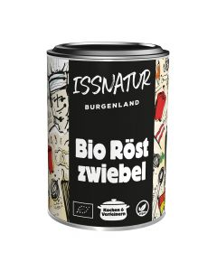 Bio ISSNATUR Röstzwiebel 100g