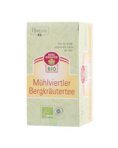 Bio Mühlviertler Bergkräutertee XL Teebeutel