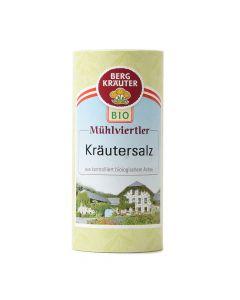 Bio Mühlviertler Kräutersalz Dose 80g