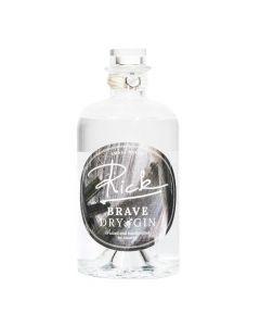 Bio Rick Gin BRAVE London Dry Gin 47 Prozent 500ml