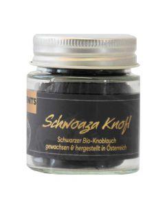 Bio Schwarzer Knoblauch - Black Garlic Zehen 40g