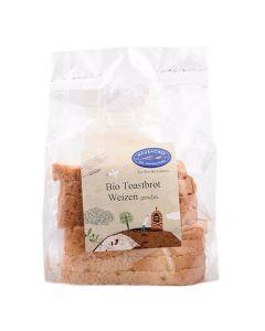 Bio Toastbrot Weizen geschnitten 220g