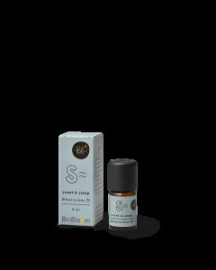 Bio Aromatherapie mit Hanfterpenen - scent and sleep 5ml