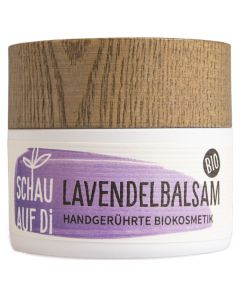 Bio Lavendelbalsam 50ml