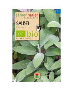 Bio Salbei - Saatgut für zirka 20 Pflanzen