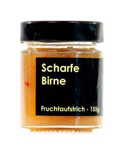 Scharfe Birne Fruchtaufstrich 155g