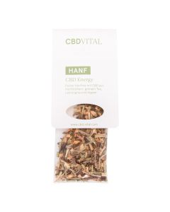 Bio CBD VITAL Energy Tee 20 Stück