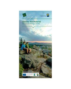 "Wanderkarte ""Oberes Waldviertel'"""