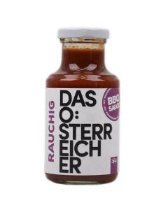 Das Österreicher BBQ Sauce 250ml