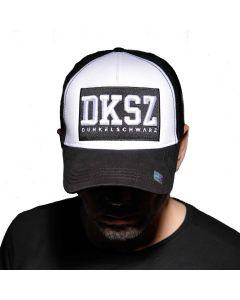 Dunkelschwarz Cap DKSZ black