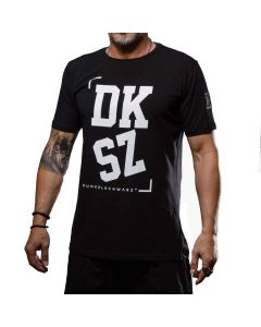Dunkelschwarz T-Shirt DS-1 DIRTDKSZ black