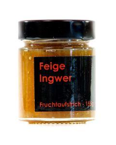Feige Ingwer Fruchtaufstrich 155g