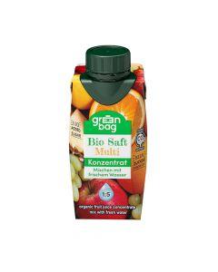 Green-Bag Bio Multifruchtsaftkonzentrat 200ml