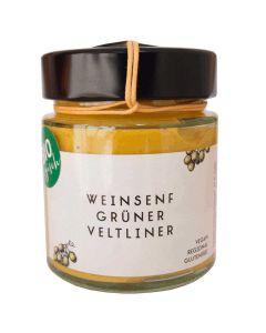 Bio Wein Senf Grüner Veltliner 140g
