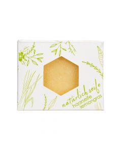 Haarseife Lemongras 90g