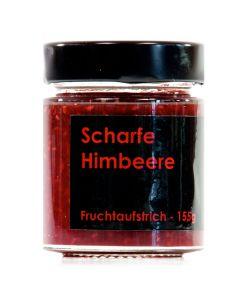 Scharfe Himbeere Fruchtaufstrich 155g