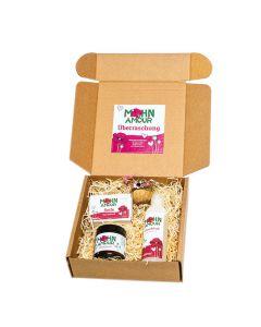 Mohn-Amour Kosmetik Geschenkbox klein