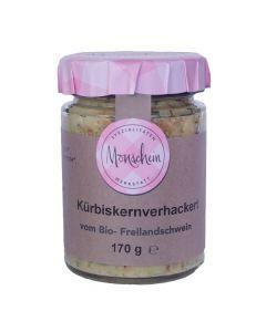 Bio Kürbis-Knusper-Verhackert 170g