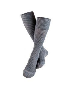 Kupfersocken Knee High Grau