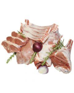 Lammfleisch gemischt 5kg