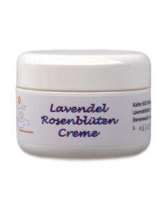 Lavendel Rosenblüten Creme 50ml