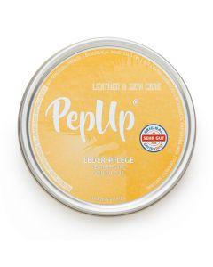 PepUp Lederpflege mit Bio Ringelblumenöl 100g