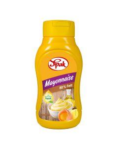 Mayonnaise 80 Prozent mit Freilandeiern 470g